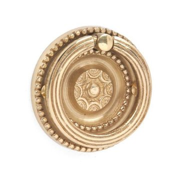 Restorers Brass Ring Pull