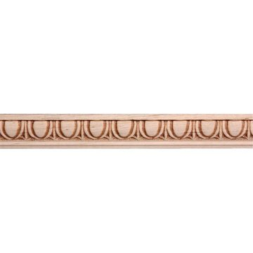 Egg & Dart 3/4 Cabinet Molding Trim – Maple
