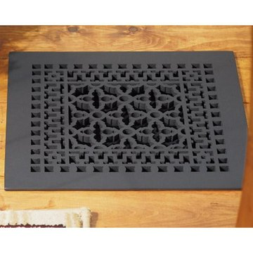 24X24 BLACK IRON GRILL            *DS*