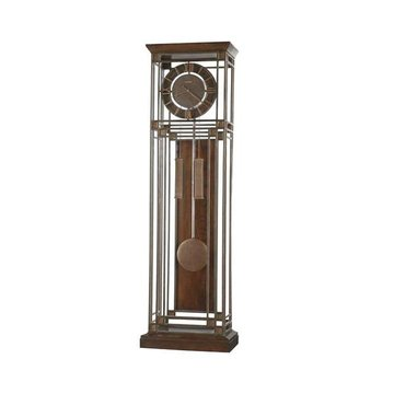 TAMARACK FLOOR CLOCK *DS*PPD*TRUCK*
