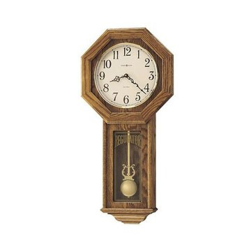 ANSLEY WALL CLOCK *DS*PPD*FEDEX*