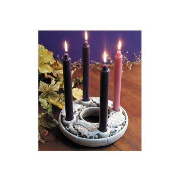 ADVENT WREATH  *DS*