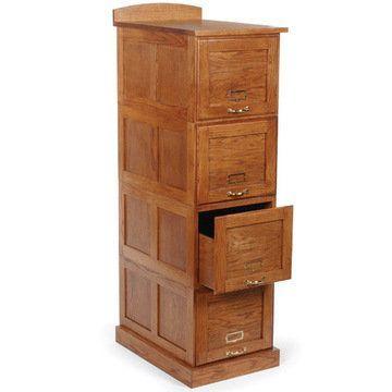 Restorers Mission File Cabinet Kit