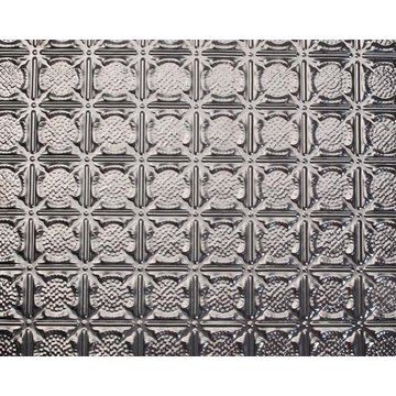 Shanker Steel Backsplash