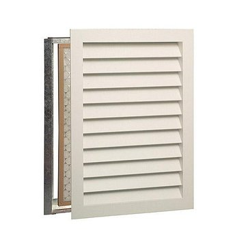 Worth Home Premier Luxury Return Air Grille - Primed