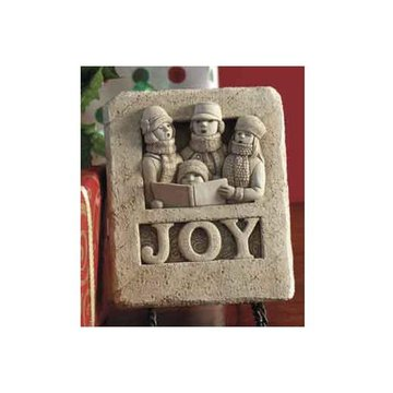 JOYFUL CAROLERS  *DS* 4 1/2H X3 3/4W X1 1/2D