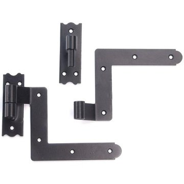 BPC IRON 1 1/4 OFFSET SHUTTER HINGE(SET/4)