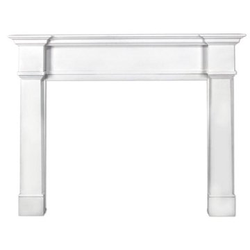 WHITE PRIMED RICHMOND MANTEL
