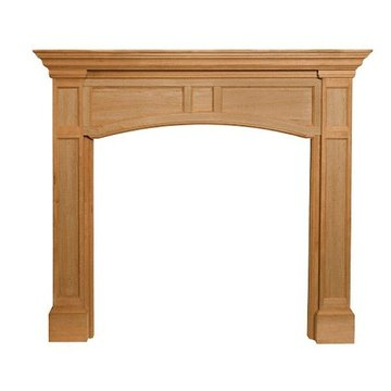 UNFINISHED VANCE MANTEL