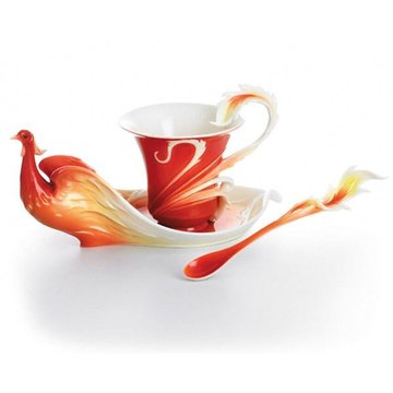 PHOENICIAN FLIGHT TEAPOT