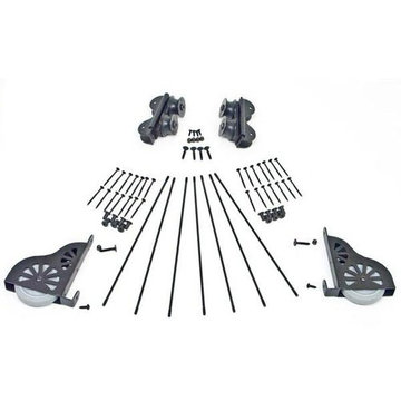 LADDER HARDWARE KIT WITHOUT BRAKE