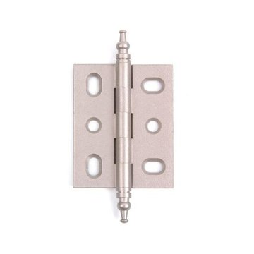 2 MORTISE HINGE