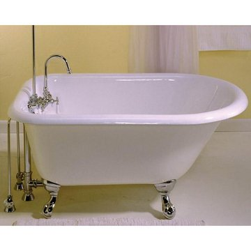 HARMONY CAST IRON TUB