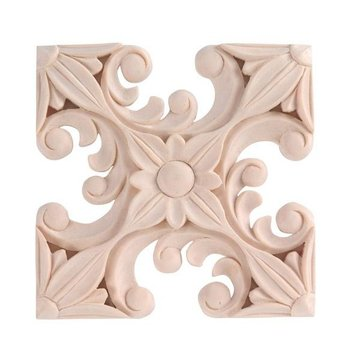 Legacy Signature 5 Inch Floral Point Applique