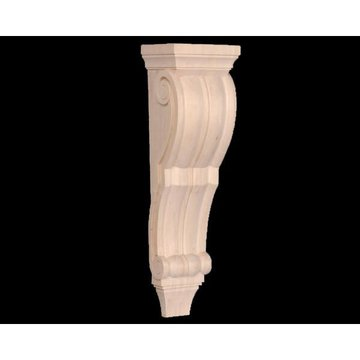 Legacy Signature 26 1/2 Inch Scroll  And Bead Corbel
