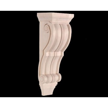 Legacy Signature 18 1/2 Inch Scroll  And Bead Corbel