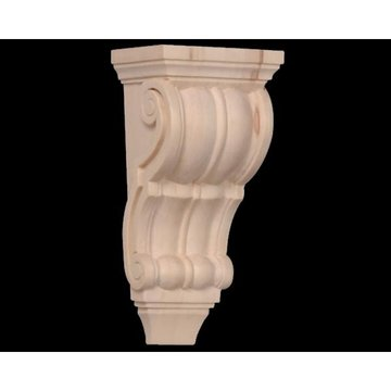 Legacy Signature 10 1/2 Inch Scroll  And Bead Corbel