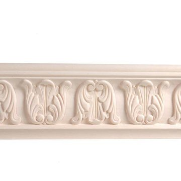 8 X 4 5/8 SCROLL CROWN MOLDING