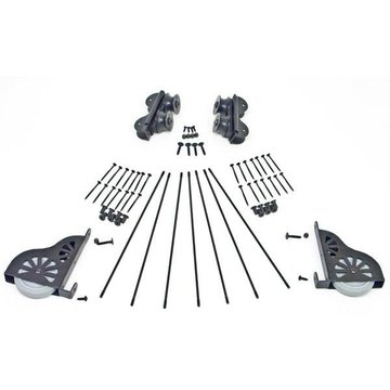 LADDER HARDWARE KIT WITH BRAKE