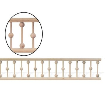 BALL/DOWEL RAIL 4