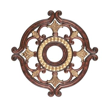 PREFINISHED CEILING MEDALLIONS