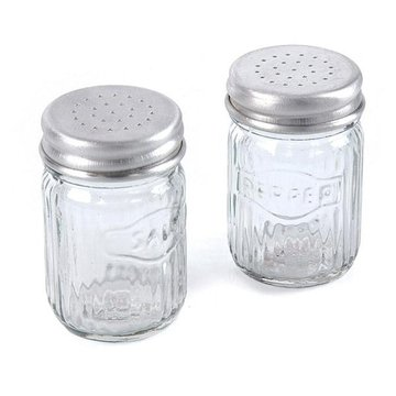 Hoosier Salt and Pepper Shakers