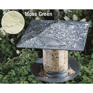 CARDINAL TUBE BIRD FEEDER