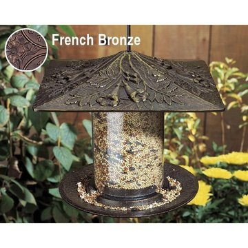 Whitehall Trumpet Vine Tube Bird Feeder
