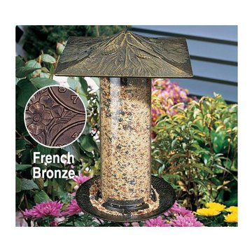 PINECONE TUBE BIRD FEEDER