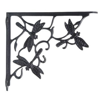 Restorers Dragonfly Shelf Bracket