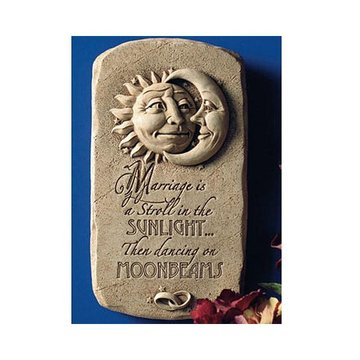 SUNLIGHT & MOONBEAMS PLAQUE  *DS*