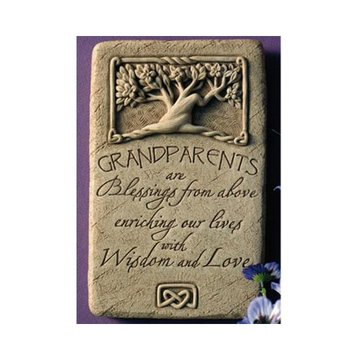 GRANDPARENTS PLAQUE *DS*