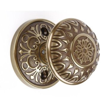 LANCASTER 2 3/8 PRIVACY DOOR KNOB SET