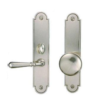 ARCHED SCREEN DOOR MORTISE LOCK SET