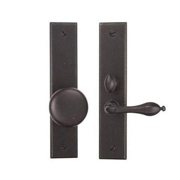 RECTANGULAR SCREEN DOOR MORTISE LOCK SET