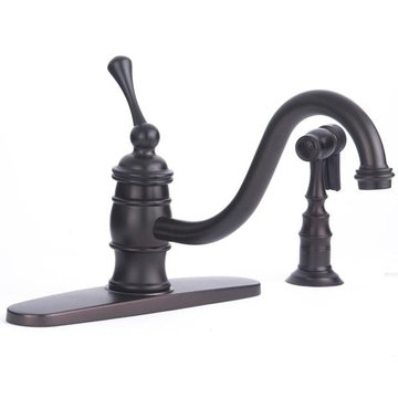 RESTORERS SINGLE LEVER KITCHEN FAUCET