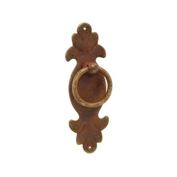 Marella Rust Vertical Ring Pull