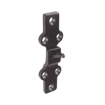 PR BLACK STEEL BAR STORM/ SASH SCREEN HANGERS