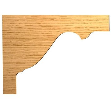 PLAIN STAIR TREAD BRACKET