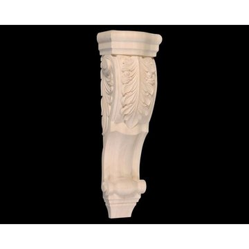 Legacy Signature 22 Inch Acanthus Leaf Low Profile Corbel