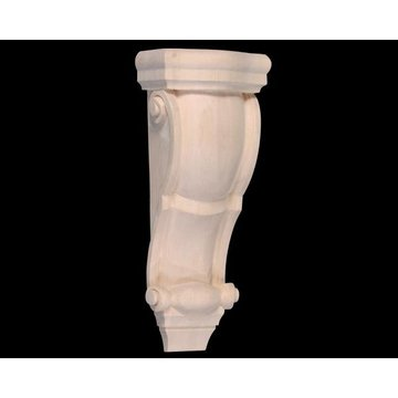 Legacy Signature 14 5/8 Inch Scroll Low Profile Corbel