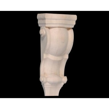 10 SCROLL LOW PROFILE CORBEL