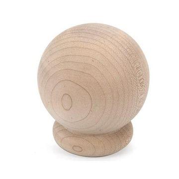 3 1/4 Inch Ball Finial