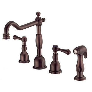 8 SPREAD KITCHEN FAUCET