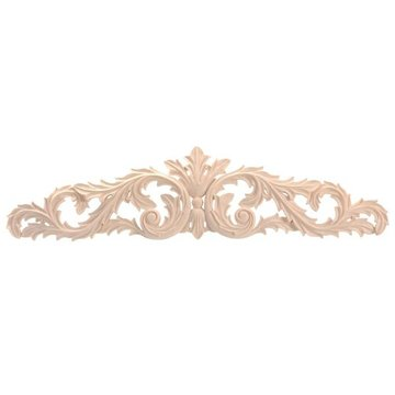 Legacy Signature Signature  Ornate Acanthus Applique