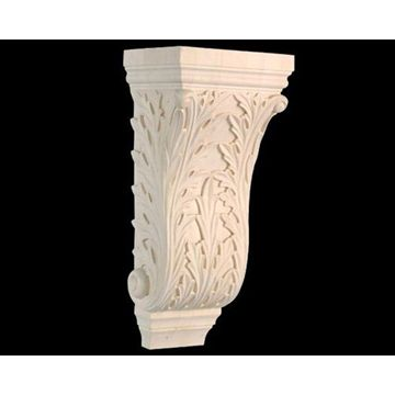 ORNATE ACANTHUS CORBEL