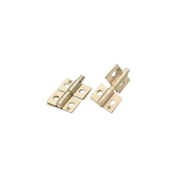 Restorers Brass Mirror Hinges