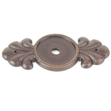 BACKPLATE FOR TUSCAN BRONZE KNOB