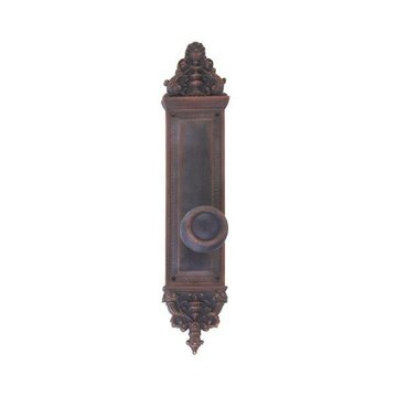 Brass Accents 18 Inch Apollo Door Set