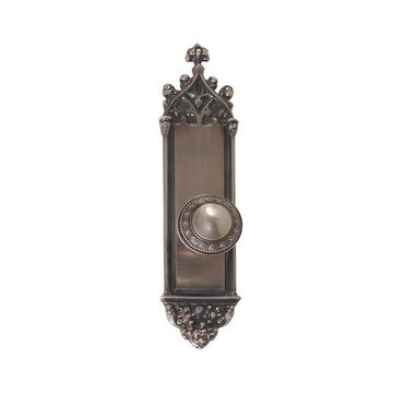 Brass Accents 16 Inch Gothic Door Set